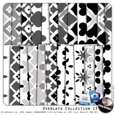 Overlays Collection 13 by MoonDesigns