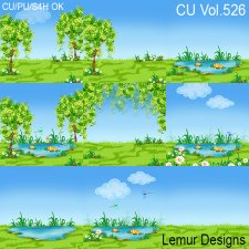 CU Vol 526 Summer Papers by Lemur Designs