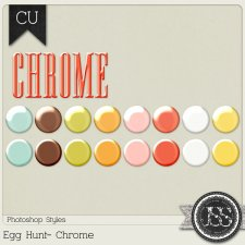 Egg Hunt Chrome PS Styles by Just So Scrappy