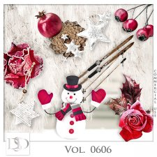 Vol. 0604 to 0606 Winter Mix by D's Design
