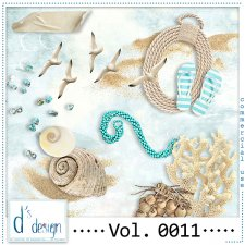 Vol. 0011 Beach Mix by Doudou Design