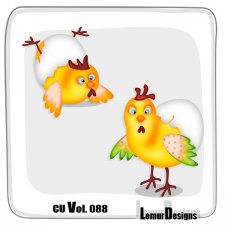 CU Vol 088 Animals Pack 19 by Lemur Designs