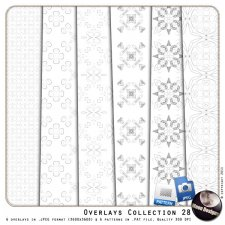 Overlays Collection 28 by MoonDesigns