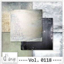 Vol. 0118 Vintage papers by Doudou Design