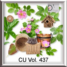 Vol. 437 Nature Spring Mix by Doudou Design
