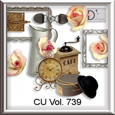 Vol. 739 by Doudou Design