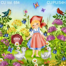 CU Vol 684 Spring Farm Summer by Lemur Designs