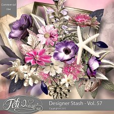 Designer Stash Vol 57 - CU by Feli Designs