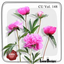 CU Vol 148 Flowers by Lemur Designs