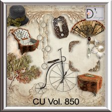 Vol. 850 vintage elements by Doudou Design