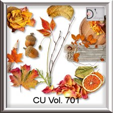 Vol. 701 Autumn Mix by Doudou Design