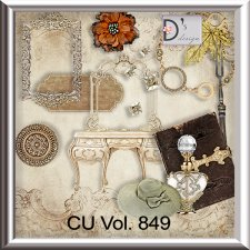 Vol. 849 vintage elements by Doudou Design