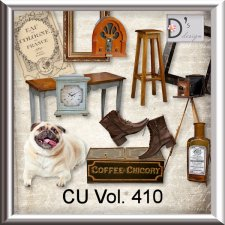 Vol. 410 Vintage Mix by Doudou Design