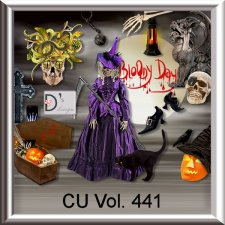 Vol. 441 Halloween Mix by Doudou Design