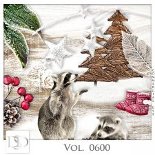Vol. 0600 Winter Mix by D's Design