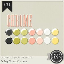 Daisy Chain Chrome PS Styles by Just So Scrappy