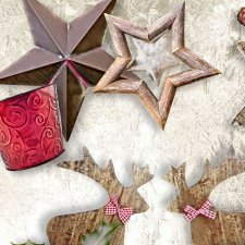 Vol. 0095 Christmas Mix by Doudou Design