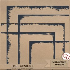 Edge Genius Volume Two by Mad Genius Designs