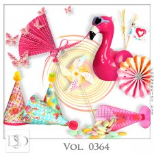 Vol. 0364 Party Mix by D's Design