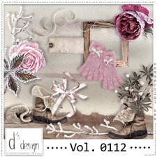 Vol 0112 Winter Mix by Doudou Design