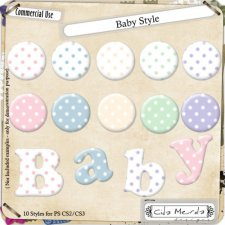 Baby Style by Cida Merola