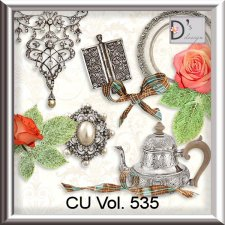 Vol. 535 Vintage Mix by Doudou Design