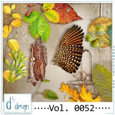 Vol. 0052 Autumn Mix by Doudou Design