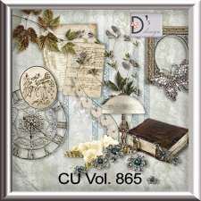 Vol. 865 vintage elements by Doudou Design