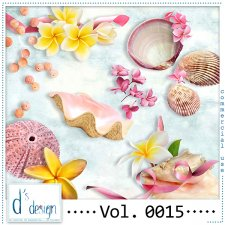 Vol. 0015 Beach Mix by Doudou Design