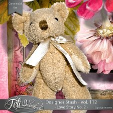 Designer Stash Vol 112 Love Story No 2 - by Feli Designs