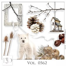 Vol. 0562 Winter Mix by D's Design