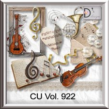 Vol. 922 Music Mix by Doudou Design