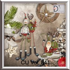 Vol. 841 christmas by Doudou Design