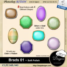 Brads 01 - Soft Polish ACTION by Boop Designs