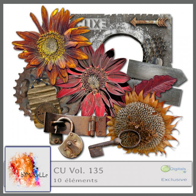 vol 135 Fall 4 Elements EXCLUSIVE bymurielle