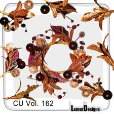 CU Vol 162 Flowers by Lemur Designs