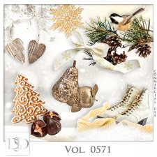Vol. 0571 Winter Mix by D's Design