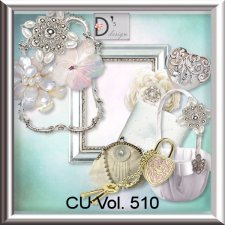 Vol. 510 Vintage Mix by Doudou Design