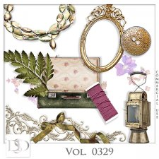 Vol. 0329 Vintage Mix by D's Design