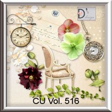 Vol. 516 Vintage Mix by Doudou Design