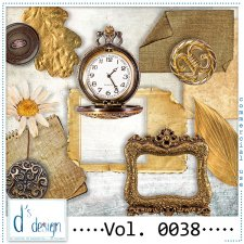 Vol. 0038 Vintage Mix by Doudou Design