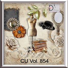 Vol. 854 vintage elements by Doudou Design
