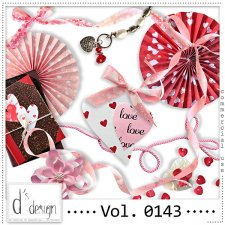 Vol. 0143 Love Mix by Doudou Design