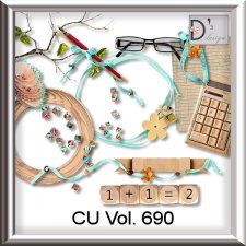 Vol. 690 School Mix by Doudou Design