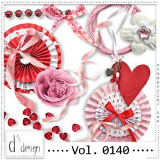 Vol. 0140 Love Mix by Doudou Design