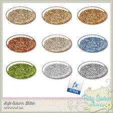 Style Autumn Glitter by Pathy Design