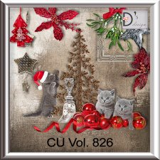 Vol. 826 christmas by Doudou Design