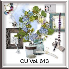 Vol. 613 by Doudou Design