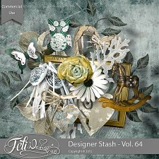 Designer Stash Vol 64 - CU by Feli Designs