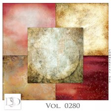 Vol. 0280 Autumn Papers by D's Design